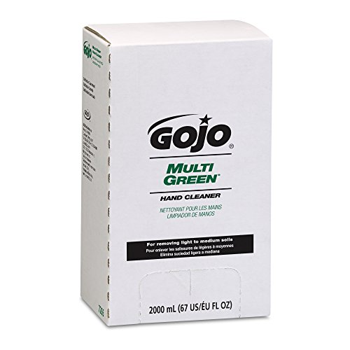 gojo-7265-multi-green-hand-cleaner-refill-2000ml-citrus-scent-green-case-of-4compatible-with-dispens