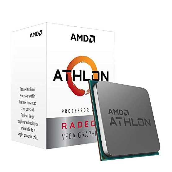 AMD Athlon 3000G 2-Core, 4-Thread Unlocked Desktop Processor with Radeon Graphics 41cz%2BTP4cRL. SS555