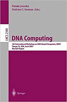 Book DNA Computing (2009-02-22)