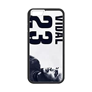 iPhone 6 Plus 5.5 Inch Cell Phone Case Black Arturo Vidal MSM Phone Case Personalized Customized