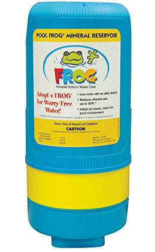Frogs Swimming Pool - King Technology 5400 Series Swimming Pool Frog Mineral Cartridge - Up to 40,000 Gallons
