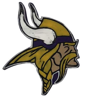 (Minnesota Vikings NFL Logo Personalized Ornament - (Unique Christmas Tree Ornament - Classic Decor for A Holiday Party - Custom Decorations for Family Kids Baby Military Sports Or)