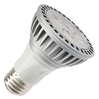 Samsung SI-P8V072AB1US - 7 Watt - Dimmable LED - PAR20 Reflector Lamp - 25 Degree - 3000K Warm White - 400 Lumens - 50 Watt Equal - Medium Base - 120 Volt