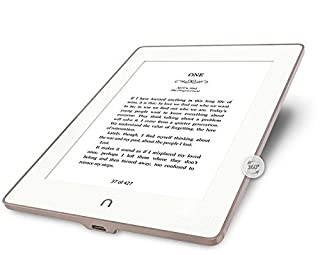 Barnes and Nobles Nook Glowlight Plus - best tablets for reading books