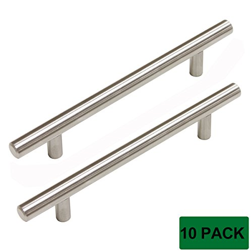 5 inch nickel drawer pulls - 4