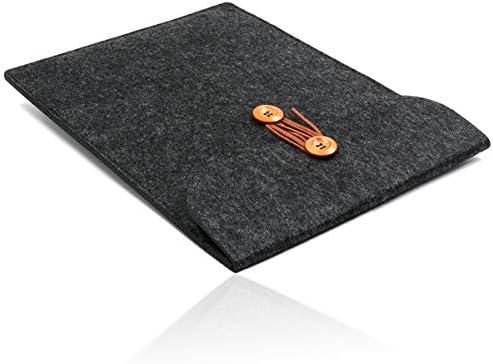 21cab00c3dee Buruis Felt Laptop Sleeve, 11 to 15.6 inch waterproof Envelope ...