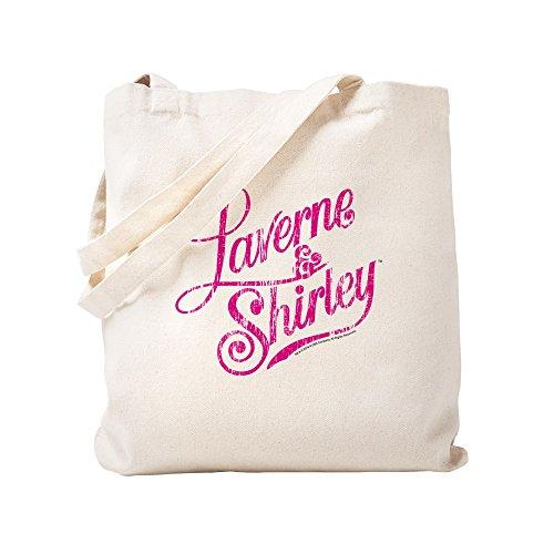 Cafepress tout Shirley Logo Fourre Sac RoseToileKakiS Laverne Avec Et BQrCdWoxe