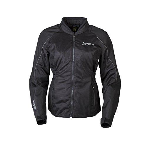ScorpionExo Maia Women's Performance Sport Jacket (Black, Small)