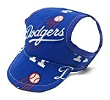 Dog Hat - Dodgers Sports Fabric