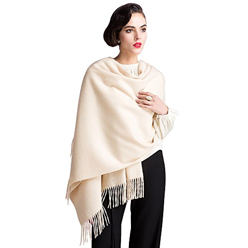 CULAYII Cashmere Scarfs for Women and Men,Large Warm Soft Scarf Shawls Wrap Gift