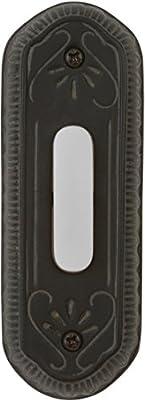 Craftmade PB3034-WB Surface Mount Designer Lighted Push Button