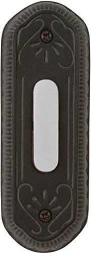 Craftmade PB3034-WB Surface Mount Designer Lighted Push Button ()