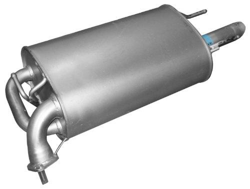 Walker 53377 Quiet-Flow Stainless Steel Muffler Assembly (Lexus Walker Es300)