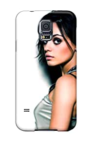 Defender Case With Nice Appearance (mila Kunis Actress) For Galaxy S5