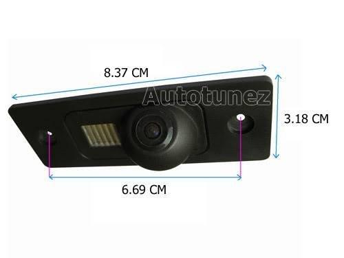 Tunez Porsche Cayenne Auto-R/ückfahrkamera Kit R/ückfahrkamera R/ückfahrkamera R/ückfahrkamera