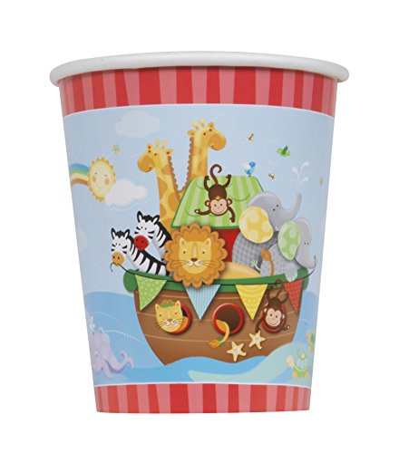 Noahs Baby Shower Paper Cups