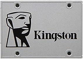 """Kingston SUV400S37/240G Unidad de Estado Solido SSDNOW UV400 240GB, SATA III, 2.5"""""""