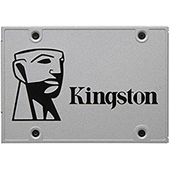 "Kingston Digital 480GB SSDNow UV400 SATA 3 2.5"" Solid State Drive SUV400S37/480G"