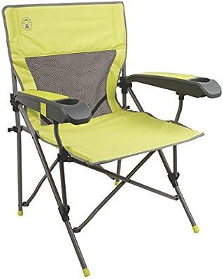 Coleman Kickback Chair Silla Plegable