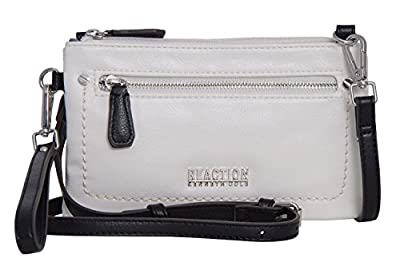 Kenneth Cole Reaction Hillary Mini Cross body bag and Wristlet