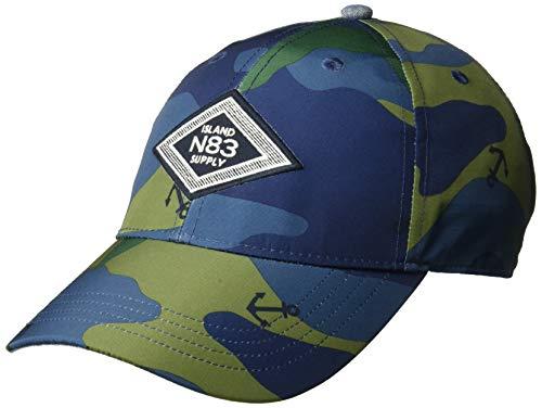 djustable Baseball Cap Hat, Ensign Blue One Size ()