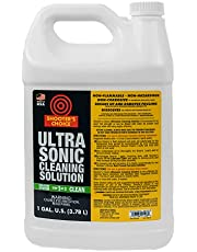 OTIS Ultrasonic Cleaning Solution (1 gal Plastic jug), Multicolor, One Size (UCS128)