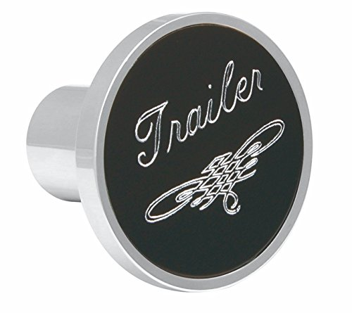 Woodys WP-B91B Billet Aluminum Trailer Knob Woody/'s