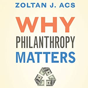 Why Philanthropy Matters Audiobook