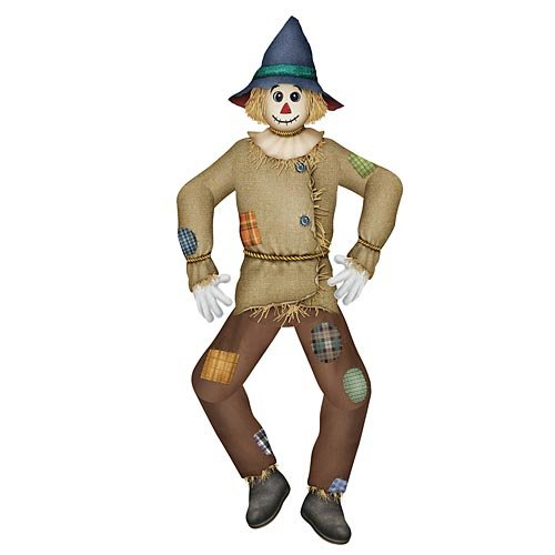 Jointed Scarecrow Party Accessory (1 count) -