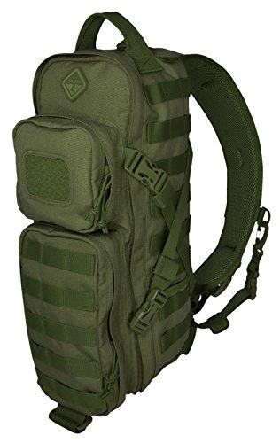 HAZARD 4 Evac Plan-B Sling Pack with Molle, OD (Humvee Military Green)