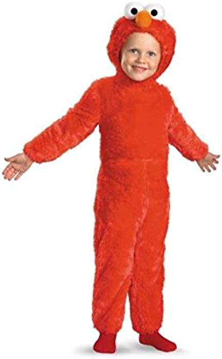 sc 1 st  Amazon.com & Amazon.com: Elmo Comfy Fur Costume (12-18 months): Clothing