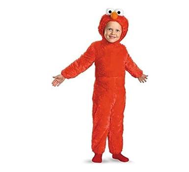 elmo comfy fur costume 12 18 months - Halloween Costumes Elmo
