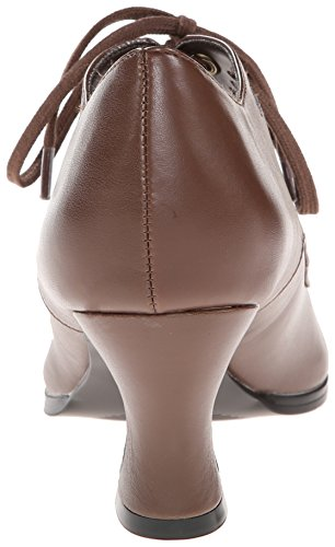 Pleaser Damen Victorian 03 Pumps, Braun brown pu