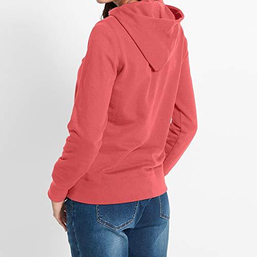 Camicia Donna Manica Luckhome Wr Lunga wxgw8Fa1