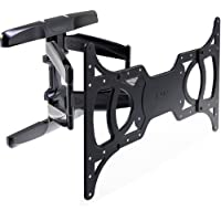 Stanley TV Wall Mount - Full Motion Articulating Mount for Large Flat Panel Television (TLX-220FM)