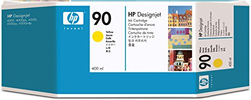 Hp C5065A 90 Yellow Original Ink Cartridge Hp 90 Print Cartridge