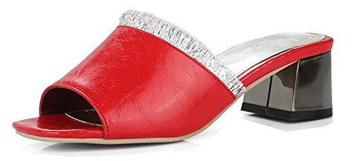 Aisun Sandales Femme Dentelle Toe Orteil Mode Et Peep qSq1n6B