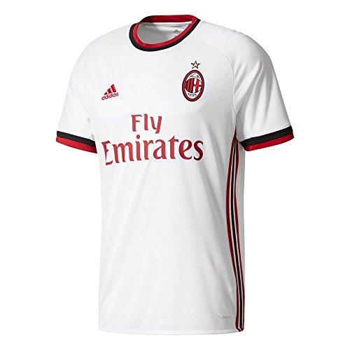adidas AC Milan Away Shirt 2017/18-XX-Large Adults