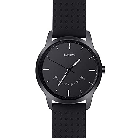 Reloj inteligente de Moda Lenovo Watch 9 Bluetooth 5.0, 5AT a Prueba de Agua, podómetro de Apoyo/monitorización del sueño/recordatorio ...