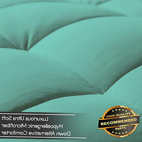 Ellyly Premium New Premium 1800 Series Goose Down Alternative Hypoallergenic Comforter Set | Style CMFTR-120218536 | King/Cal King