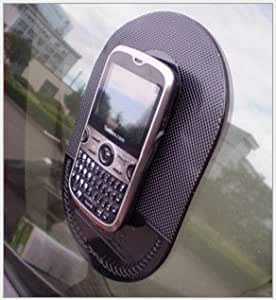 Amazon Com Car Grip Pad Non Slip Sticky Anti Slide Dash Cell Phone Mount Holder Mat