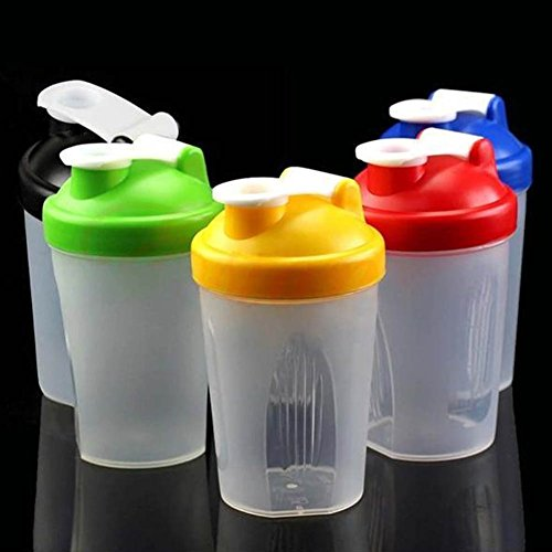 Taold 14oz Portable Mixing Protein Powder Milkshake Shaker