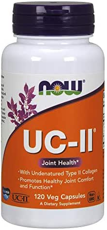 Now Supplements, UC-II Type II Collagen, 120 Veg Capsules