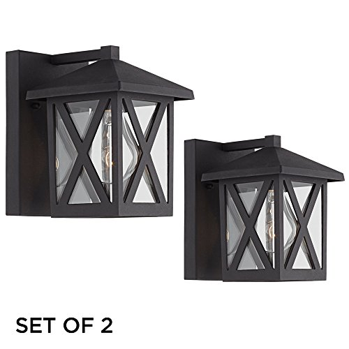 Outdoor Wall Light Sets