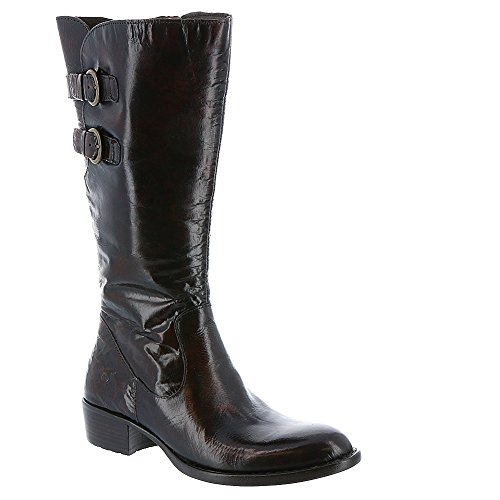 Born Womens Berry Boot Tan Size 8