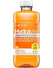 Hydralyte Electrolyte Solution, Orange, 1L