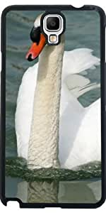 Funda para Samsung Galaxy Note 3 Neo/Lite (N7505) - Cisne by WonderfulDreamPicture