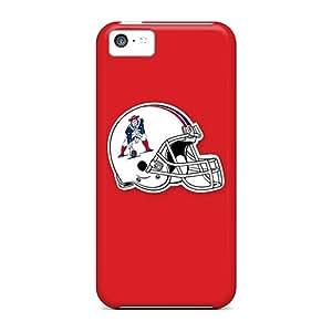 Premium New England Patriots 9 Covers Skin For Iphone 5c