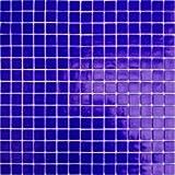 "3/4"" Blue Glass Tile - KW 37 A"