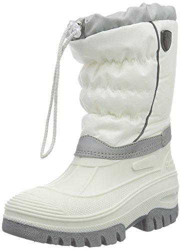 C.P.M. Hanki - Zapatillas de senderismo Unisex adulto Plateado - Silber (Argento A604)